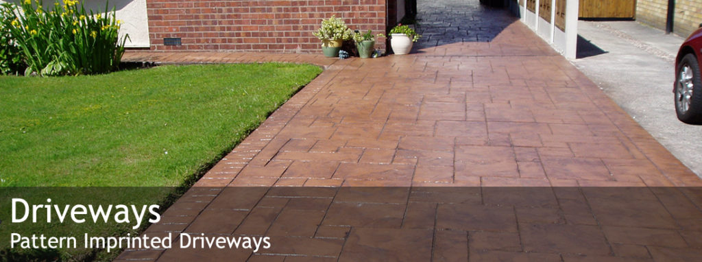 Patterned Imprinted Concrete Driveways Dublin 14 (D14) Dublin, Dún Laoghaire–Rathdown, South Dublin